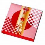 ノベルティ・粗品で人気の「慶寿紅白杵つき餅」