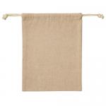 ノベルティ・粗品で人気の「シャンブリック巾着(M) ベージュ」