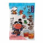 ノベルティ・粗品で人気の「桃太郎麦茶(10g×3個)」