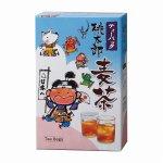 ノベルティ・粗品で人気の「桃太郎麦茶(10g×5個)」