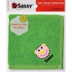 Sassy(サッシー) ミニタオル ピギー
