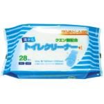 【国産】クエン酸配合トイレクリーナー28枚