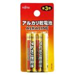 FDKアルカリ単3乾電池2P