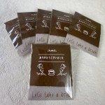 ノベルティ・粗品で人気の「コーヒータイム」