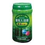 ノベルティ・粗品で人気の「 【国産】ROTEN 薬用入浴剤 森林の香り(ボトル)680g」
