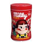 【国産】ミルキー入浴剤 ペコちゃんボトル バニラミルクの香り