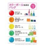 カラーボール抽選会 バッグ(100人用)