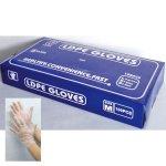 ノベルティ・粗品で人気の「 LD手袋・Mサイズ 100枚入」