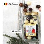 ベルギーチョコボトルスペシャルバレンタイン/クリスピーチョコ