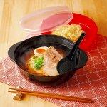 チンしておいしい麺まつり・レンジ調理鍋