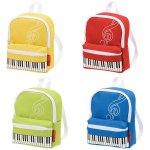 ピアノライン ミニリュック型ポーチ  1個