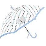 ノベルティ・粗品で人気の「 55CM子供傘 カラフルスタイル (ホワイト) 」