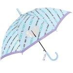 ノベルティ・粗品で人気の「 55CM子供傘 カラフルスタイル (ライトブルー) 」