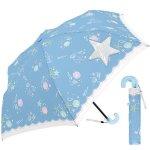 ノベルティ・粗品で人気の「 50CM子供折傘 オーシャンメモリーズ (ブルー) 」