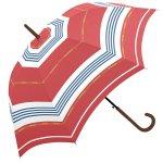 ノベルティ・粗品で人気の「 58CM婦人長傘 チックタイム (レッド) 」