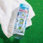 ノベルティ・粗品で人気の「熱中症対策 レシピ付きクリアボトル 500ml」