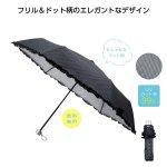 ノベルティ・粗品で人気の「ブランドット 晴雨兼用折りたたみ傘」