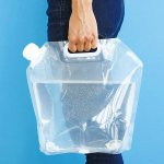 ノベルティ・粗品で人気の「 非常用給水袋 5L」