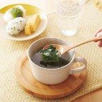 ノベルティ・粗品で人気の「 しじみわかめスープ(3袋入)」