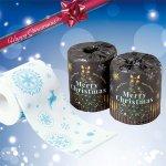 ノベルティ・粗品で人気の「 【国産】クリスマストイレットロール」