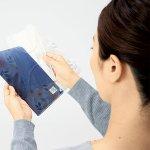 ノベルティ・粗品で人気の「 テルコ/花柄抗菌マスクケース(個包装マスク1枚入) 1個」