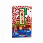ノベルティ・粗品で人気の「京風情 紅葉の湯1包」