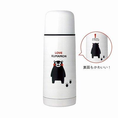 ノベルティ・粗品で人気の「KUMAMON. ステンレスボトル350ml」
