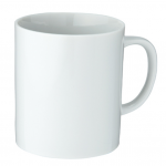 ノベルティ・粗品で人気の「陶器マグ ストレート(M) ホワイト」
