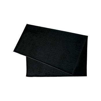 ノベルティ・粗品で人気の「ソフトタッチブランケット(M) ブラック」