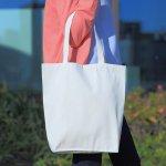 ノベルティ・粗品で人気の「 ライトキャンバスバッグ」