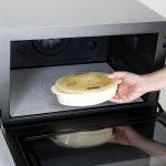 レンジで簡単フレンチトーストパンケーキ/クリーム