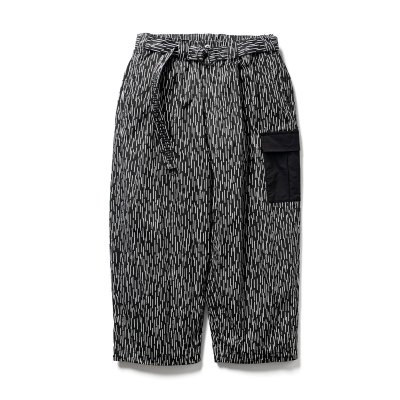 TIGHTBOOTH RAIN CAMO BAGGY PANTS / 3colors