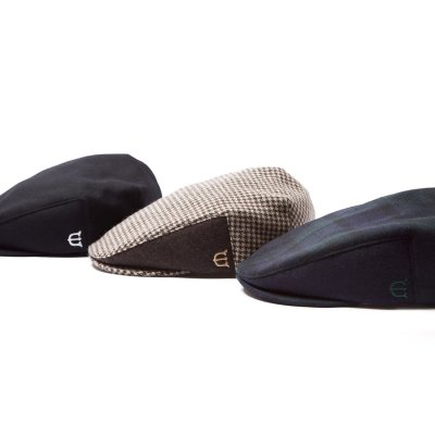 EVISEN  / MALCOLM WOOL HUNTING / 3colors