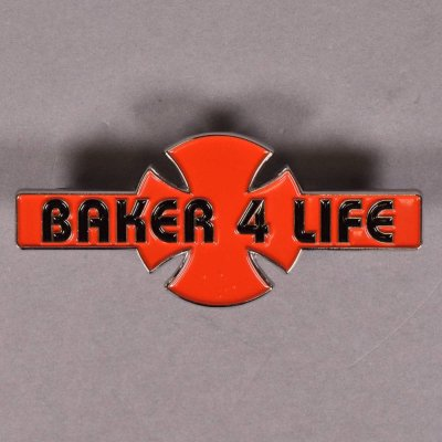 INDEPENDENT x BAKER  /  BAKER 4 LIFE PIN
