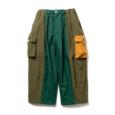 TIGHTBOOTH x KILLER BONG  / SAMURAI TRACK PANTS / 2colors