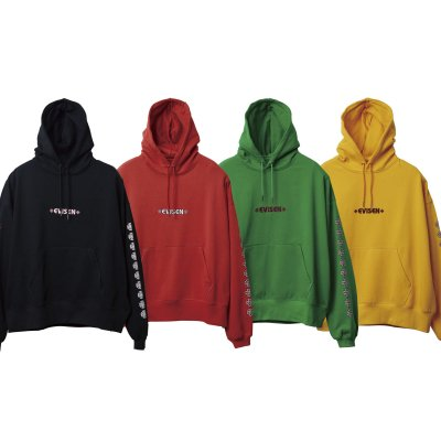 INDEPENDENT x EVISEN / HOODIE / 4colors