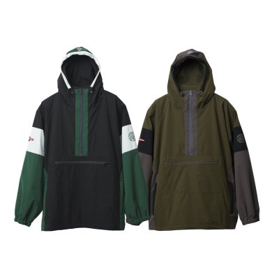 INDEPENDENT x EVISEN / EVISEN ANORAK PARKA / 2colors