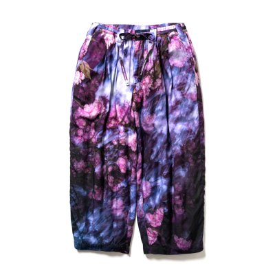 TIGHTBOOTH / COLOR WAVE BAGGY SLACKS(TIGHTBOOTH / JIRO KONAMI / 2colors