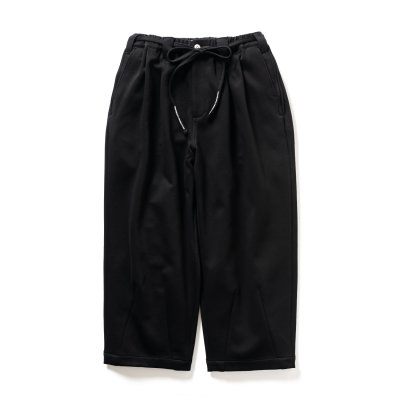 Tightbooth / SMOOTH BAGGY SLACKS / 2colors
