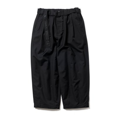 Tightbooth / BAGGY SLACKS / 4colors