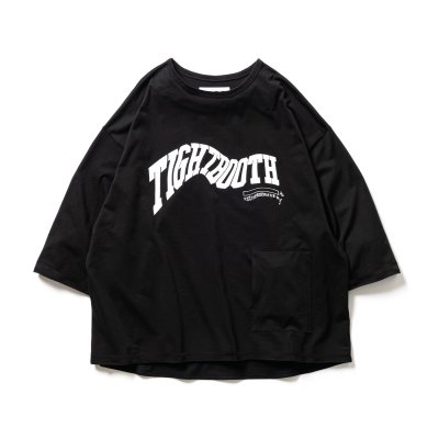Tightbooth / ACID LOGO 7 SLEEVE T-SHIRT / 3colors