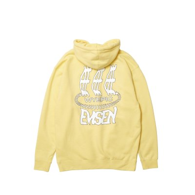 EVISEN / WYEPIC HOODY / 3colors