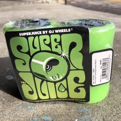OJ / Super juice/ 60mm78a / Citrus
