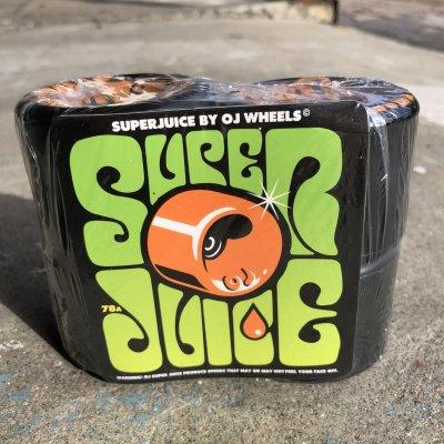 OJ / Super juice/ 60mm78a / Blue