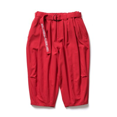 TIGHTBOOTH / CANAPA CROPPED PANTS / 3colors