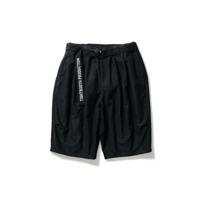 TIGHTBOOTH / PIQUE BIG SHORTS / 2colors