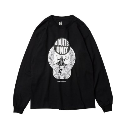 EVISEN / ADULTS ONLY LS / 3colors