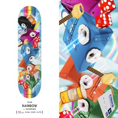 EVISEN / Rainbow / 8.06 , 8.25 , 8.75