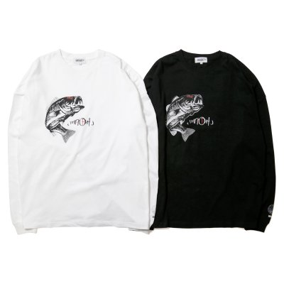 HAIGHT BRAND / FISHING TOUR LS Tee / 2colors