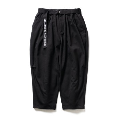 TIGHTBOOTH / BALLOON PANTS / 5colors